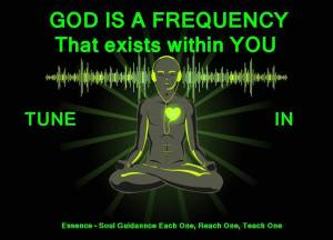 Frequency of God