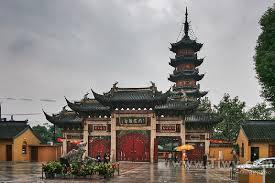 pagoda longhua